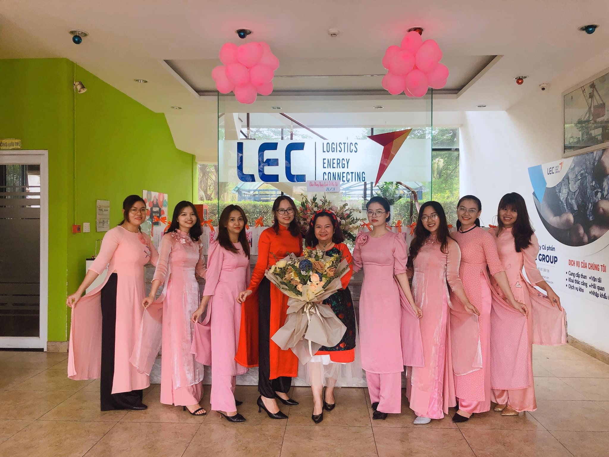 LEC GROUP Happy International Women's Day 8.3