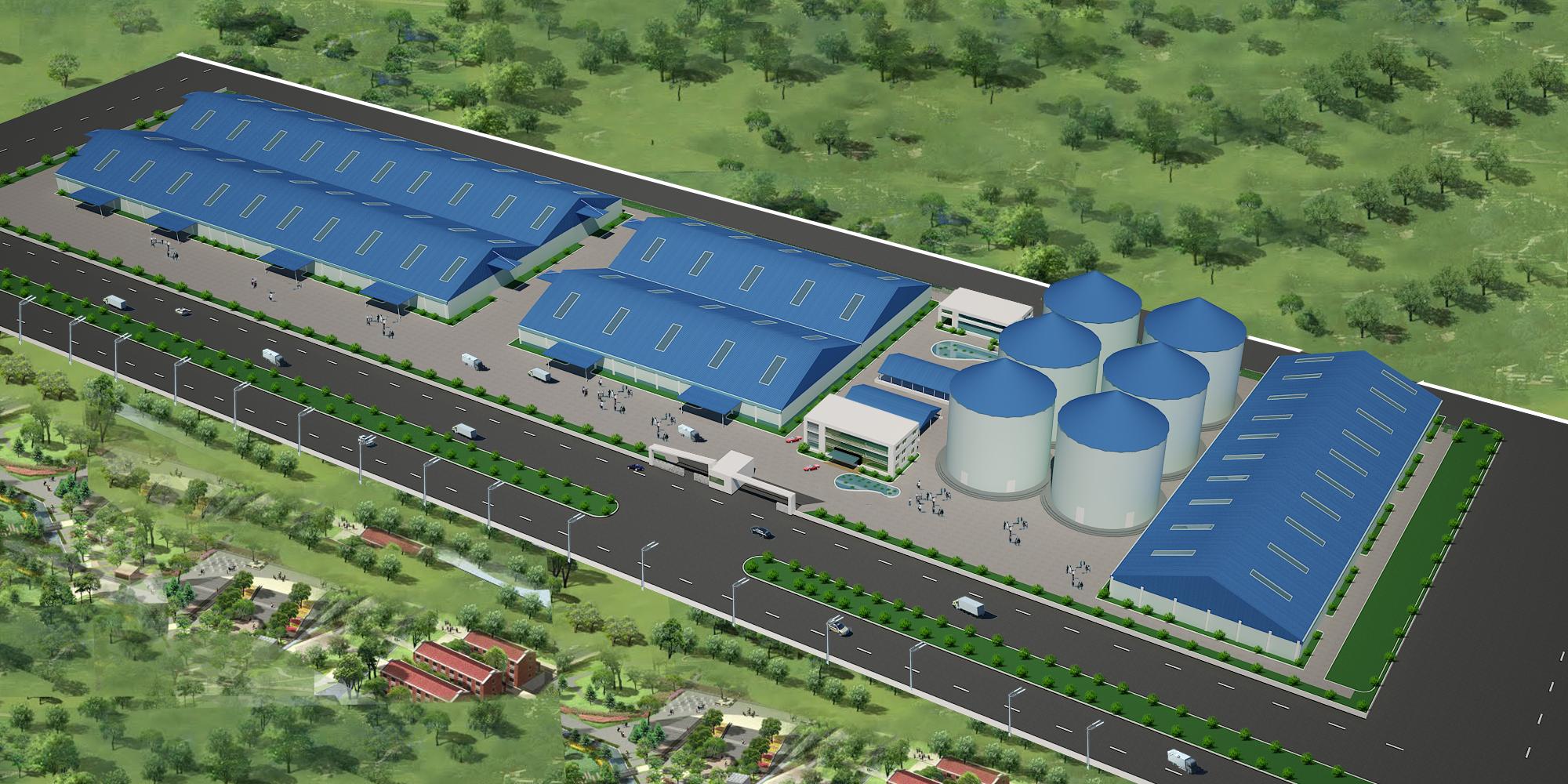 Dự án Kho cảng Phú Mỹ