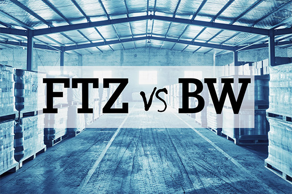 Similarities and differences between FTZ free trade area and bonded warehouse