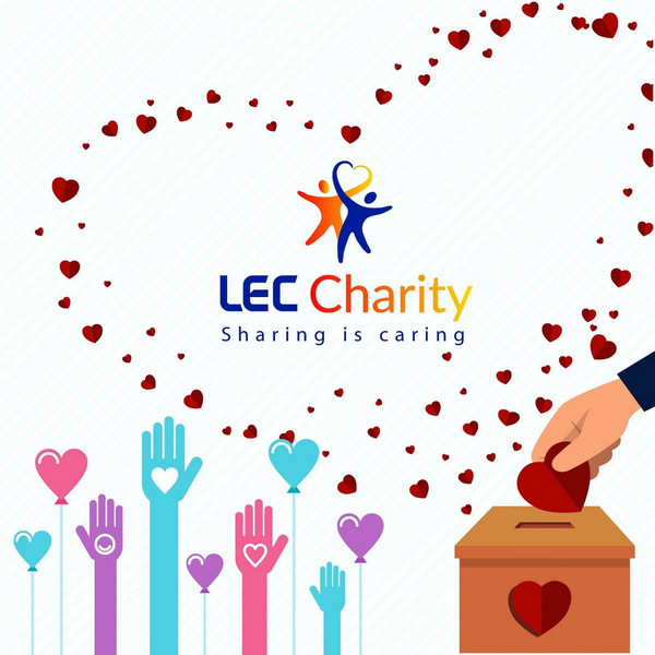 LEC CHARITY - Thank you for supporting the Central Region